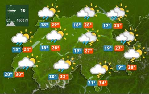 Prognose Schweiz